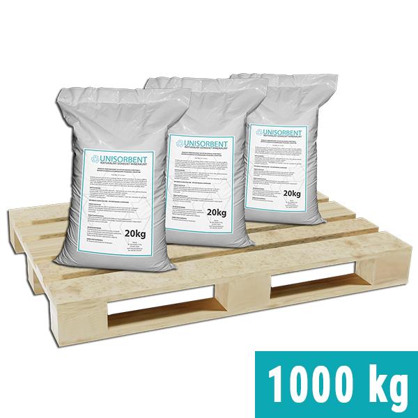 Ilustracja produktu: Sorbent mineralny UNISORBENT na palecie 1000 kg