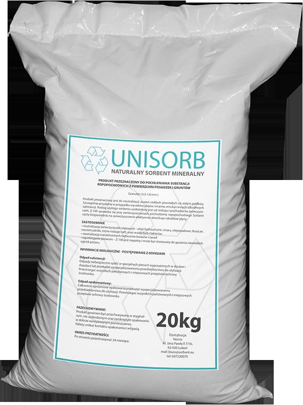 Sorbent mineralny UNISORB