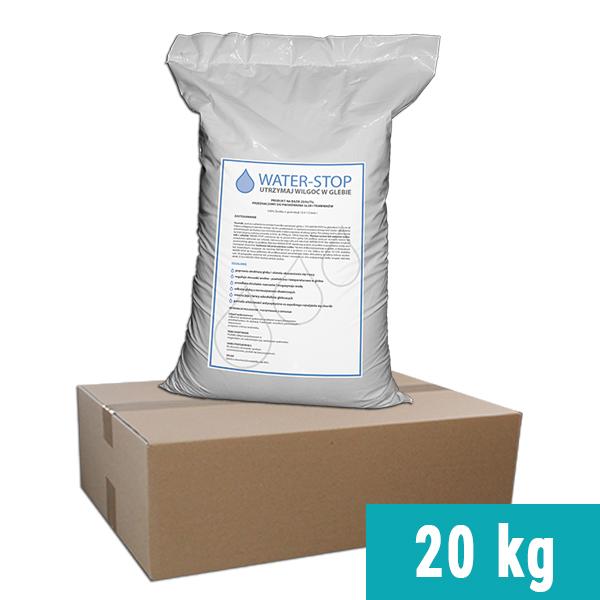 Ilustracja produktu: Zeolit ogrodniczy do piaskowania trawników gleb i podłoży - worek 20 kg